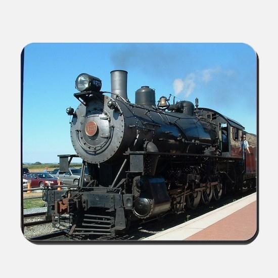 train Mousepad