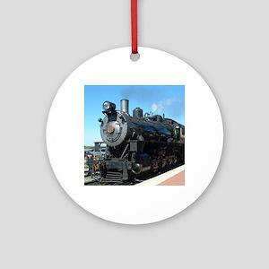 train Ornament (Round)