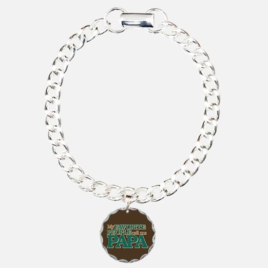 My Favorite People Call Bracelet