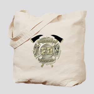 BrotherHood fire service 2 Tote Bag