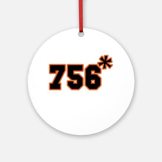 756 Asterisk Ornament (Round)