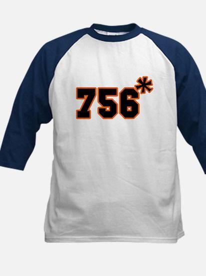 756 Asterisk Kids Baseball Jersey