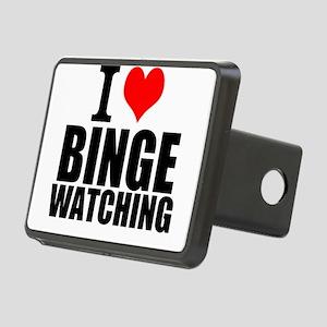 I Love Binge Watching Hitch Cover