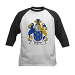 Boland Family Crest Kids Baseball Jersey