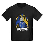 Boland Family Crest Kids Dark T-Shirt