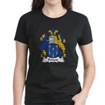 Boland Family Crest Women's Dark T-Shirt