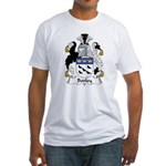 Bodley Family Crest Fitted T-Shirt