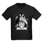 Bodley Family Crest Kids Dark T-Shirt