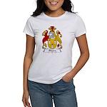 Bloore Family Crest Women's T-Shirt