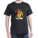Bloore Family Crest Dark T-Shirt