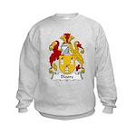 Bloore Family Crest Kids Sweatshirt