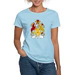 Bloore Family Crest Women's Light T-Shirt