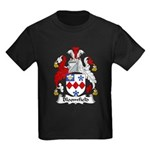 Bloomfield Family Crest Kids Dark T-Shirt