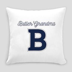 Butler Bulldogs Grandma Everyday Pillow