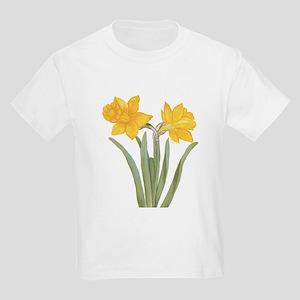 Vintage Daffodil Flower, Besler T-Shirt