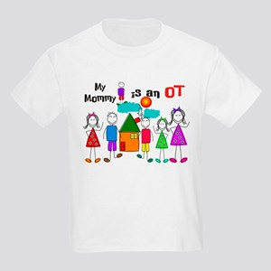 My Mommy Occupational Therapist T-Shirt