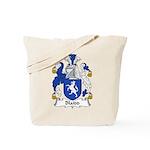 Blaidd Family Crest Tote Bag