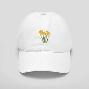 Vintage Daffodil Flower, Besler Cap