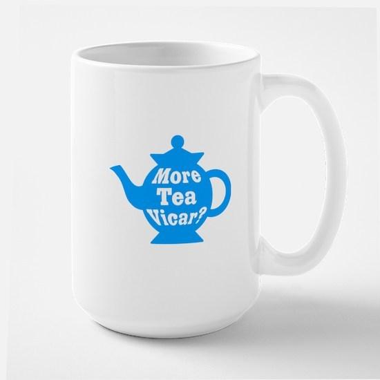 Teapot - More tea Vicar? Mugs