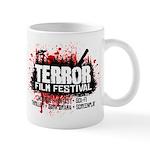 Terror Film Fest Appetizer Ceramic Mugs