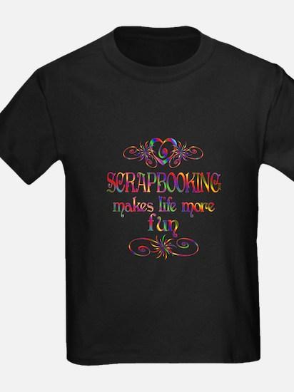 Scrapbooking More Fun T