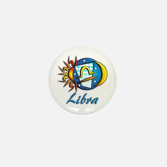 Libra Mini Button