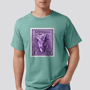 Antique 1937 Australia Koala Postage Stamp T-Shirt