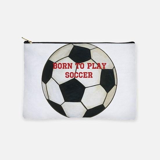 Soccer Makeup Pouch
