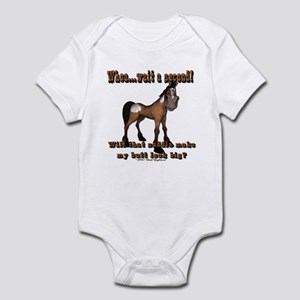 Whoa...Wait A Second Infant Bodysuit