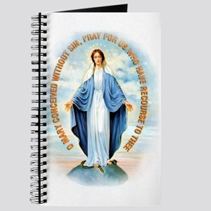 Miraculous Medal Journal