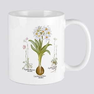 Vintage Flowers by Basilius Besler Mugs