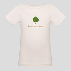 organic global warming Organic Baby T-Shirt