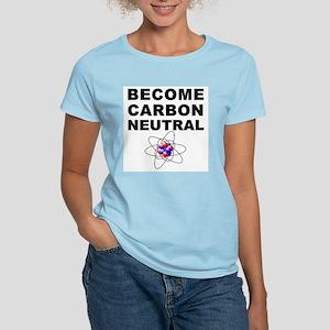 Carbon Neutral Women's Pink T-Shirt