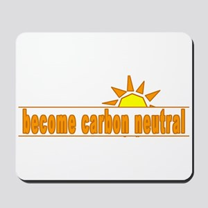Mousepad become Carbon Neutral