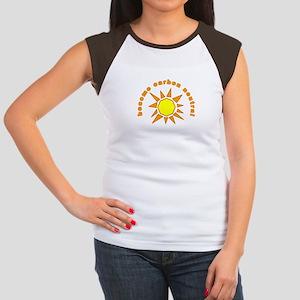 Carbon Neutral Women's Cap Sleeve T-Shirt