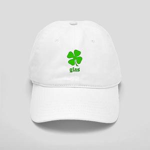 Glas: Irish Gaelic green gift Cap