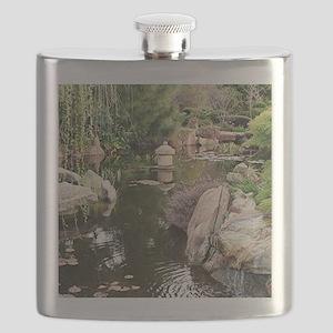 Himeji Japanese garden, Adelaide 6 Flask