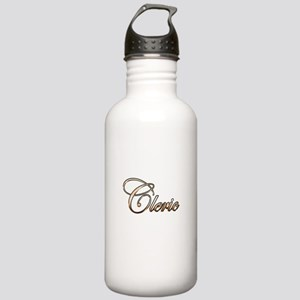 Gold Cleric Stainless Water Bottle 1.0L