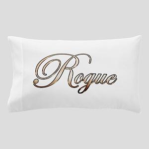 Gold Rogue Pillow Case