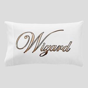 Gold Wizard Pillow Case