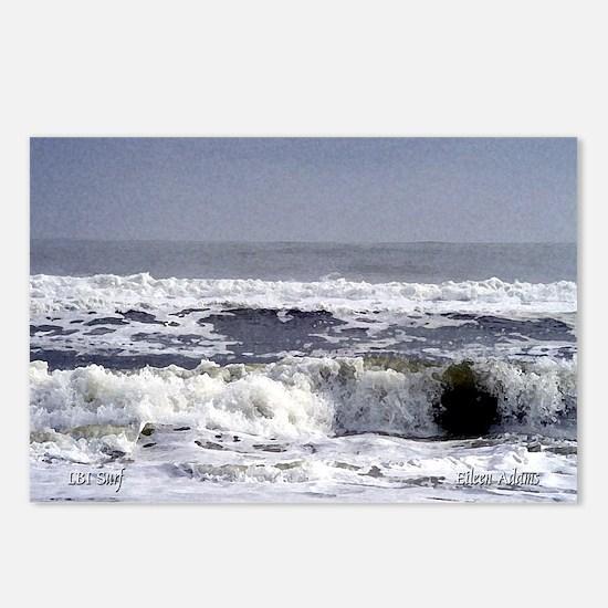 LBI Surf... Postcards (Package of 8)