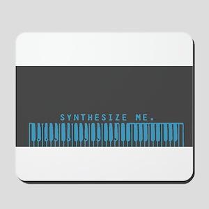 Synthesize Me Mousepad