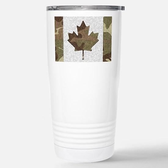 Unique Dark green trees Travel Mug