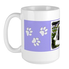 Bearded Collie (Painting) Mug