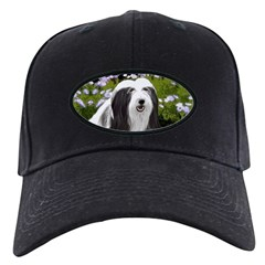 Bearded Collie (Painting) Baseball Hat