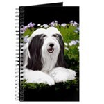 Bearded Collie (Painting) Journal