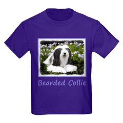 Bearded Collie (Painting) T