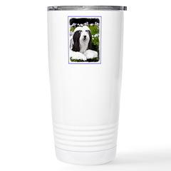 Bearded Collie (P Travel Mug