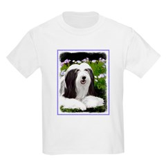 Bearded Collie (Painting) T-Shirt