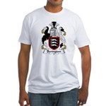 Berington Family Crest Fitted T-Shirt